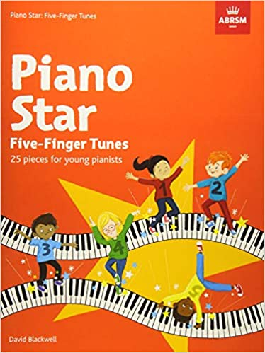 ABRSM Piano Star book Five-finger tunes
