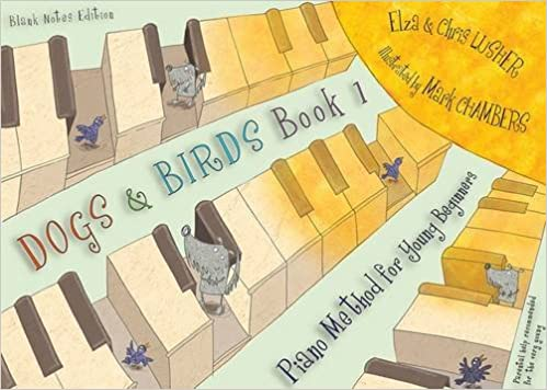 Dogs and birds piano book 1
