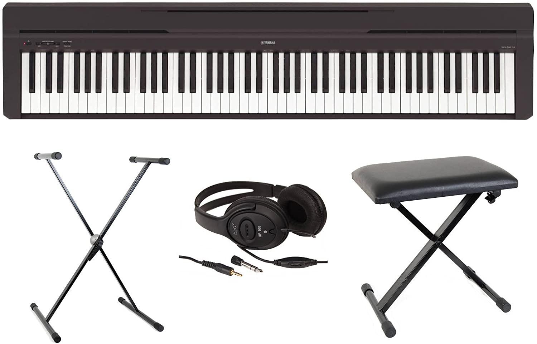 buy piano yamaha p45 package