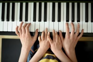Intensive course Piano duet adults
