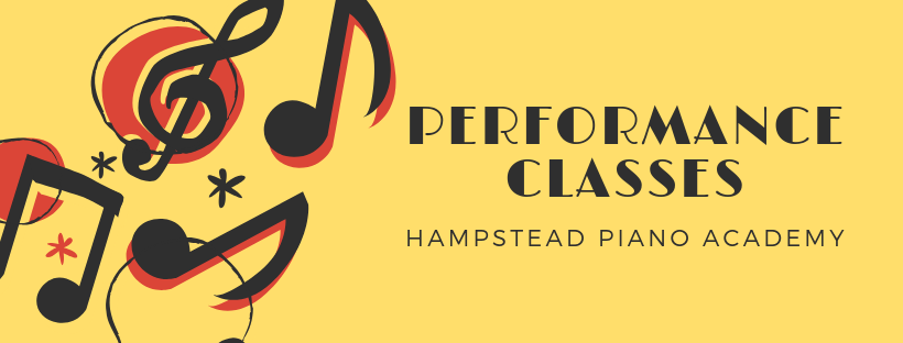 Performance classes opportunities London