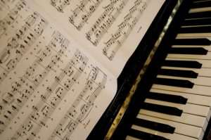 Sight reading piano course
