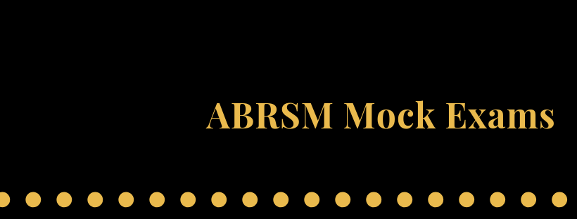ABRSM Mock Exams Booking form