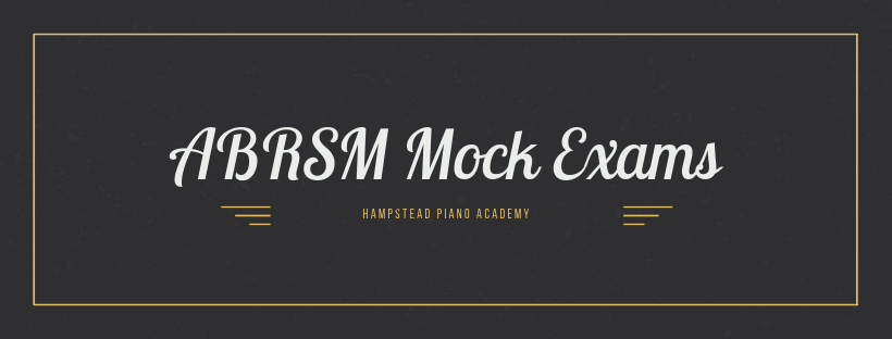 ABRSM Mock Exams in Piano and Theory